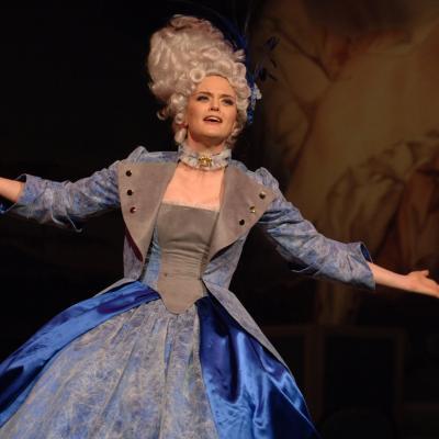 Caroline Melzer - Madame Pompadour