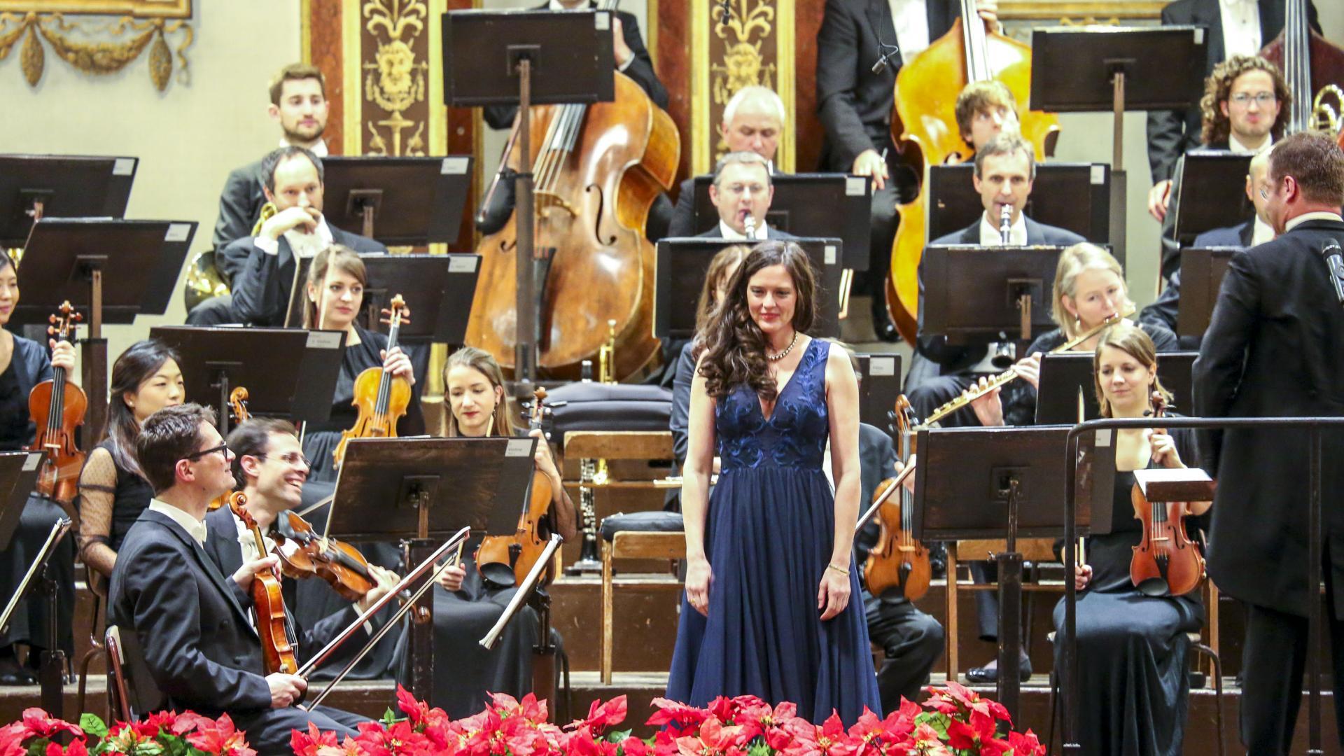 Caroline Melzer Neujahrskonzert Musikverein